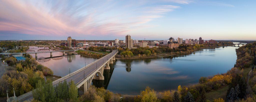 Saskatoon bridges and drivers